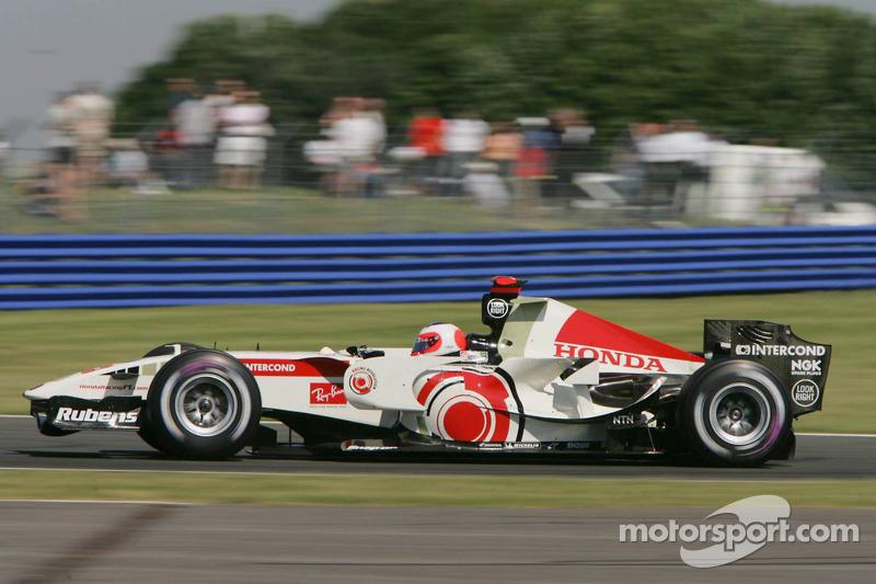 Rubens Barrichello - 23 grandes premios