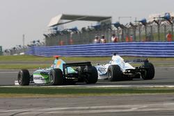 Nelson A. Piquet et Clivio Piccione