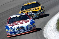 Mark Martin and Matt Kenseth
