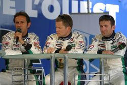 Erik Comas, Emmanuel Collard and Nicolas Minassian