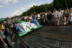 Les voitures Pescarolo Sport Pescarolo C60 Judd de retour sur la piste