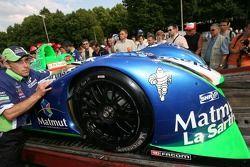 Pescarolo Sport Pescarolo C60 Judd cars head back to the track