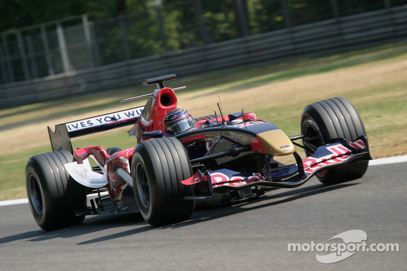 2006 - Vitantonio Liuzzi e Scott Speed