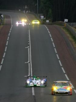 #14 Racing for Holland Dome Mugen: Jan Lammers, Alex Yoong, Stefan Johansson, #76 IMSA Performance