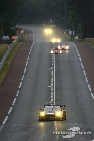 #62 Russian Age Racing Aston Martin DBR9: David Brabham, Nelson A. Piquet, Antonio Garcia