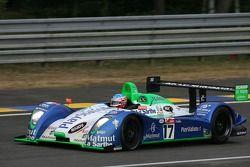 #17 Pescarolo Sport Pescarolo C60 Judd: Franck Montagny, Sébastien Loeb