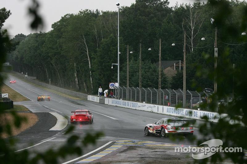 #77 Multimatic Motorsports Team Panoz Panoz Esperante GTLM: Gunnar Jeannette, Tom Milner, Scott Maxw