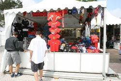 La zone Vendor
