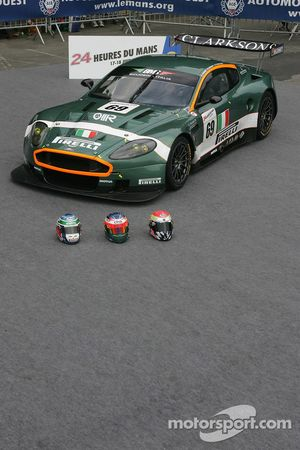 BMS Scuderia Italia Aston Martin DBR9