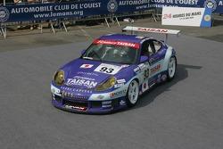 Team Taisan Advan Porsche 911 GT3 RS