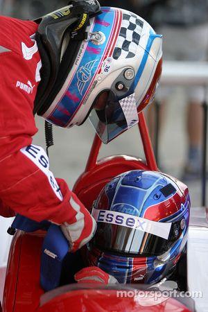 Changement de pilotes pour Casper Elgaard et Philip Andersen