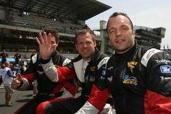 Christian Vann, Tim Sugden and Nigel Smith