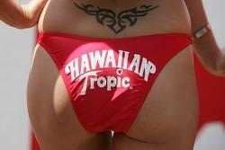 Tatouage Hawaiian Tropic