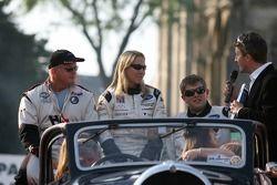Duncan Dayton, Liz Halliday and Clint Field