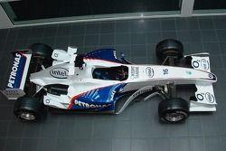 La BMW F1 exposée