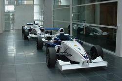 Formule BMW et BMW F1 en présentation