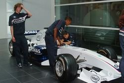 Formula BMW pilotu s