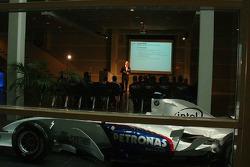 Présentation de la Formule BMW