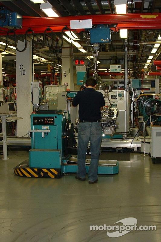 Munich BMW plant