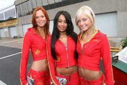Chicas Budweiser
