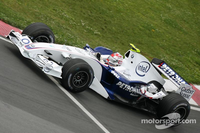 2006 - BMW Sauber F1.06