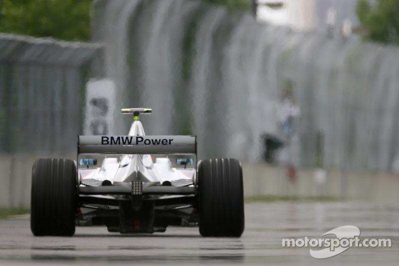 Grand Prix Kanady 2006, Robert Kubica, BMW Sauber
