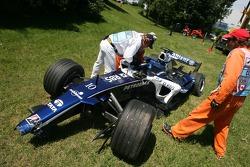 The Williams of Nico Rosberg