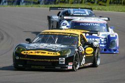 #06 Banner Racing Corvette: Leighton Reese, Tim Gaffney