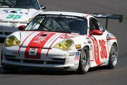 #36 TPC Racing Porsche GT3 Cup: Rety Pobst, Ian Baas