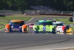 #47 TruSpeed Motorsports Porsche Riley: Rob Morgan, Charles Morgan, #75 Krohn Racing Ford Riley: Tra
