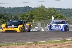 #77 Feeds The Need/ Doran Racing Ford Doran: Terry Borcheller, Harrison Brix, #12 Lowe's Fernandez R