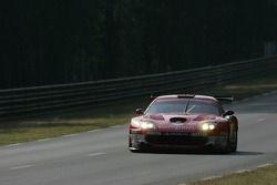#50 Larbre Competition Ferrari 550 Maranello: Gabriele Gardel, Jean-Luc Blanchemain, Patrick Bornhau