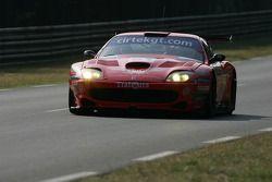 #61 Cirtek Motorsport Ferrari 550 Maranello: Christian Vann, Nigel Smith, Tim Sugden