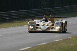 #39 Chamberlain Synergy Motorsport Lola B05/40 AER: Miguel Amaral, Miguel Angel Castro, Warren Hugue