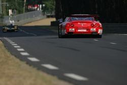 #50 Larbre Competition Ferrari 550 Maranello: Gabriele Gardel, Jean-Luc Blanchemain, Patrick Bornhauser