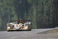 #39 Chamberlain Synergy Motorsport Lola B05/40 AER: Miguel Amaral, Miguel Angel Castro, Warren Hugues