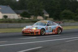 #73 Ice Pol Racing Team Porsche GT3 RSR: Yves-Emmanuel Lambert, Christian Lefort, Romain Iannetta