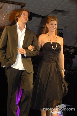 Arie Luyendyk Jr. et Jamie Little