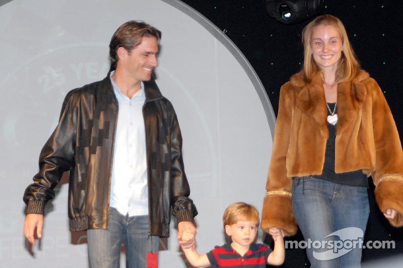 Felipe, Nicolas et Alice Giaffone