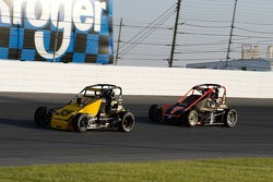 Cole Carter chases Scott Pierovich