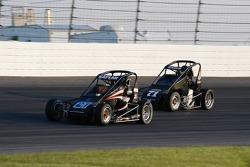 Ryan Kaplan and Darren Hagen duke it out