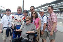 Jay Howard, Sam Schmidt and friends