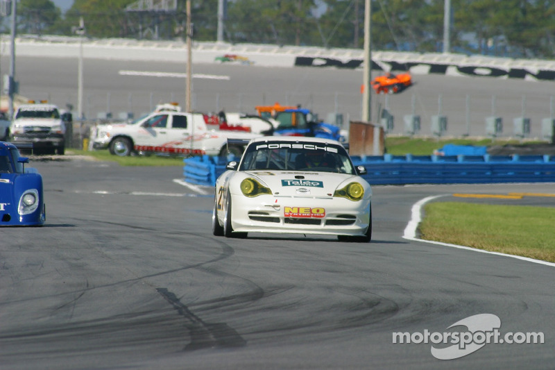 #27 Taleo Grill Racing Porsche GT3 Cup: Kevin O'Connell, Michael Speakman