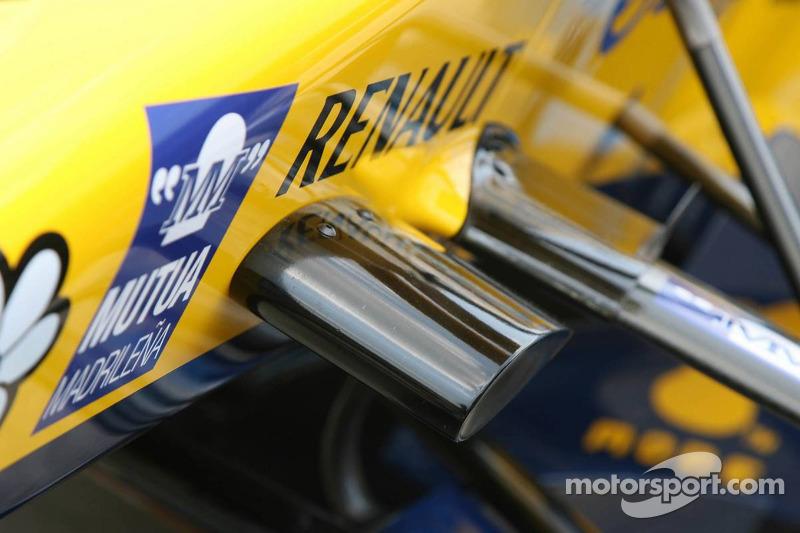La Renault F1 R26