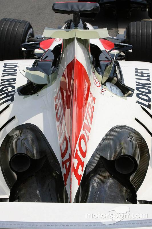 La Honda RA106