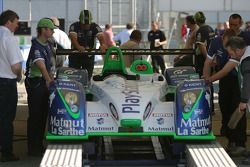Pescarolo Sport Pescarolo C60 Judd at scrutineering