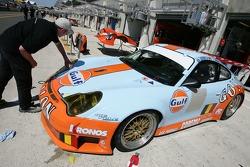 Ice Pol Racing Team Porsche GT3 RSR