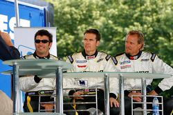 Christian Fittipaldi, Johnny Mowlem and Terry Borcheller