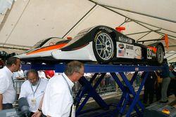Intersport Racing Lola B05/40 AER at stage 2