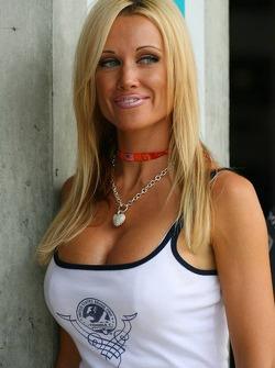 Model Bridget Lee